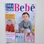 Revista Tricô E Crochê Bebê Casacos Blusas Mantas N°14
