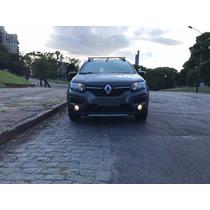 Renault Sandero Authentique , O Km Promoción Marzo/2017