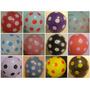 25 Globos Impresos Lunares Estrellas Mickey Y Mas.zona Oeste