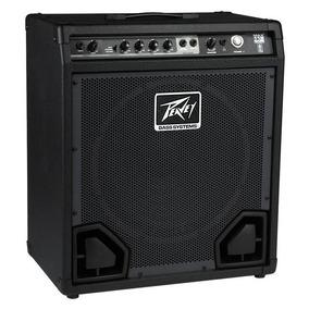 Amplificador De Bajo Peavey Max 115 75w