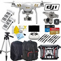 Dron Dji Phantom 3 Kit Profesional Quadcopter Aviones No Tr