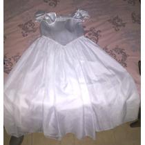 Vestido De Primera Comunion (para Niñas Entre 8 A 12 Años)