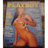 Revista Playboy Nº 4- Rev. Antiga Impecável Para Coleção