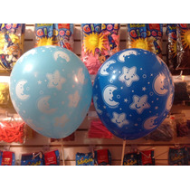 Globo Baby Shower Bolsa C/10 Baby Shower