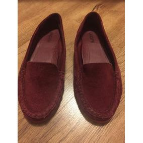 4204be901 Sapatos Sociais e Mocassins Bordô, Usado no Mercado Livre Brasil