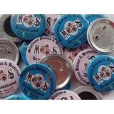 Bottons/buttons/broches Personalizados Fazemos Imagem 45mm