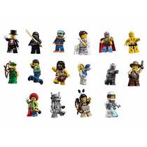 Lego Minifigures Series 1 Coleção Completa 8683