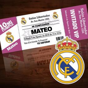 Dijes Real Madrid Souvenirs Para Cumpleanos Infantiles En Mercado