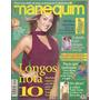 Manequim Nº 490 Outubro De 2000 Capa Giovanna Antonelli