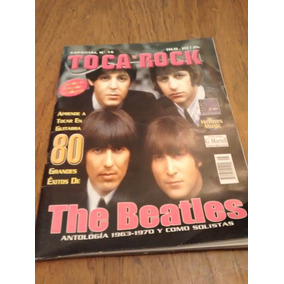 Toca Rock - The Beatles Antología 1963-1970