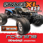 Auto A Radio Control Hpi Savage Xl 5.9!!!!