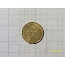 Marruecos 10 Francos 1371 Linda Y Escasa