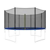 Cama Elástica Soulet 3,65diam C/red De Protección Mod. Eb365