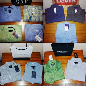 Camisas Americanas Clasicas Varias Originales Y Nuevas!!