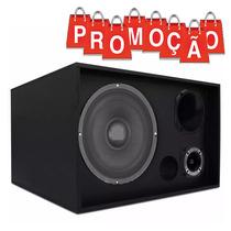 Projeto Caixa De Som Propaganda Volante 440 W + Super Brinde
