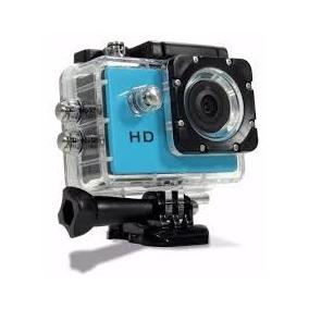 Camera Prova De Água Filmador Capacete Bicicleta Moto Espiã