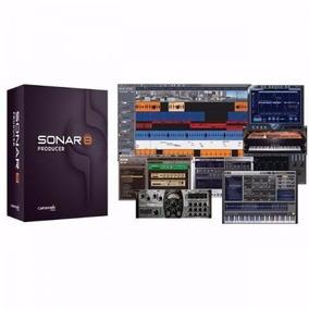 Sonar 8 + Sonar X3 + Melodyne 4 + Pro Tools 12 + S Forge 11
