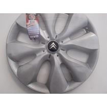 Calota Citroen C3 2014 Aro 15 C/emblemas