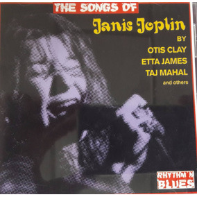 Cd - The Song Of Janis Joplin By Oters