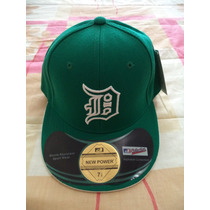 Gorra De Beisbol New Power Tigres D Detroit 7 1/4 Etiquetada