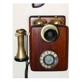 Restauracion Telefonos Antiguos