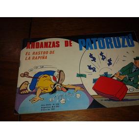 Andanzas De Patoruzu 536 - El Rastro De La Rapiña