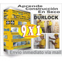 Kit Planos D Construccion En Yeso Durlock Actual + 9 Regalos