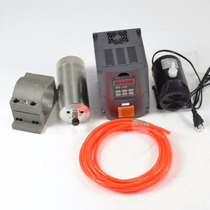 Kit Spindle Motor Fresadora Router Cnc 1500w 2hp Aluminio