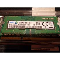 Memoria Ram Marca Samsung Laptop 4gb 1600mhz Ddr3l Cl