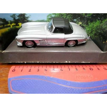 Corgi Toys 1/43 Mercedes Benz 300 Soft Top Impecable!!