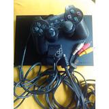 Playstation 2 Slim Original Funcionando