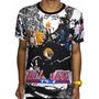 Camisas Camiseta De Animes Hollow Forms Bleach - Full Print