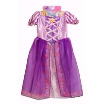 Vestido De Cuento De Hadas De Disney Tangled (4-6x)