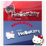 Hello Kitty Emblema Auto