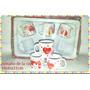 Mini Tazas Decorativas Cajas De 6 Tazas
