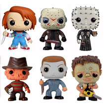 Funko Pop Horror: Chucky Krueger Leatherface Michael Jason