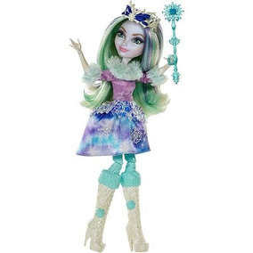 Ever After High Feitiço De Inverno Crystal Winter - Mattel