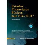 Estados Financieros Básicos Bajo Nic Niif Estupiñan Pdf