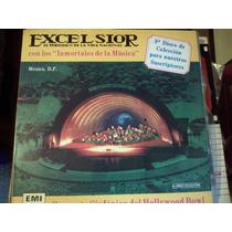 Disco Acetato De Excelsior Con Los Inmortales De La Musica