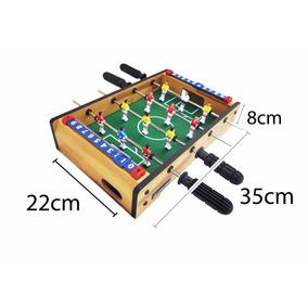 Mini Mesa De Pebolim Totó Futebol Winmax