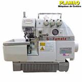 Máquina De Costura Industrial Overlock Yamata Fy33 Overloque