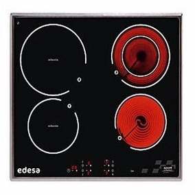 Anafe Edesa Im22s 4 Hornallas Vitro 2 Inducción 2 Radiantes