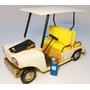 Carro De Golfe -30cm- Vitrine Loja Decora Casa