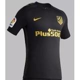 Camisa Nike Atlético Madrid Preta Original - Camisas de Times de ... a7f4be21fdb8d
