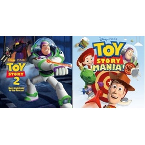 Toy Story 2 E Mania Ps3 Jogo Midia Digital Psn Loja Oficial