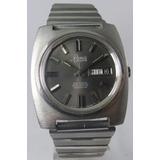 Reloj Renis Geneve As1916 25 Rubies Doble Calendar Garantia