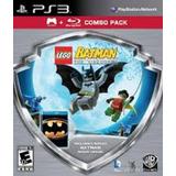 Lego Batman Combo Pack Ps3 Nuevo Original Fisico Caja Sellad