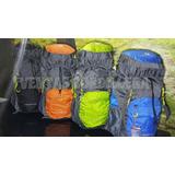 Mochila 40 Litros Trekking/outdoor/urbana Ventas Cordillera