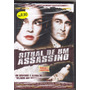 Dvd Ritual De Um Assassino, Leo Rossi, Original Lacrado