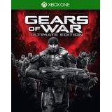 Xbox One Gears Of Wars Ultimate Edition. En Español Y Nuevo